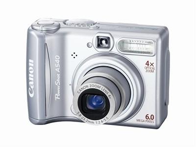 Powershot A540 Digital Camera