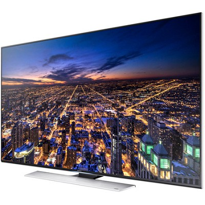 UN60HU8550 - 60-Inch Ultra HD 4K Smart 3D TV Wi-Fi Clear Motion Rate 1200