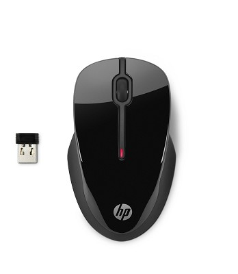 Wireless Mouse X3000 (H2C22AA#ABL)