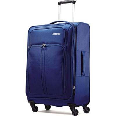 Splash Spin LTE 24` Blue Spinner Luggage