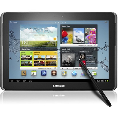 10.1` Galaxy Note 16GB Slate Tablet - Recertified 90 Day Warranty