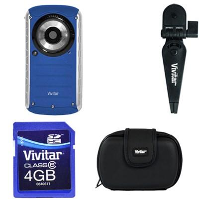 Digital Video Camera Kit (DVR690-BLU/KIT-AMX)