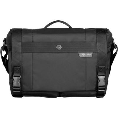 Gateway Palermo Expandable Laptop Messenger (59671)(Black)