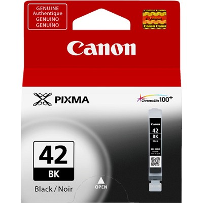 CLI-42 Black ChromaLife 100+ Individual Ink Catridge for PIXMA PRO 100 Printer