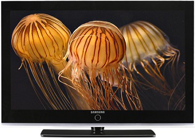 LN-S4695D 46` High Definition 1080p LCD TV w/ ATSC Tuner