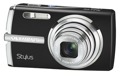 Stylus 1010 10.1MP 7x Zoom Digital Camera (Black)