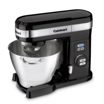 5-1/2-Quart 12-Speed Stand Mixer, Black SM-55BK