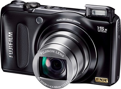 FinePix F300EXR 12 MP 3 inch LCD Digital Camera