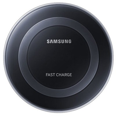 Fast Charge Qi Wireless Charging Pad - Black