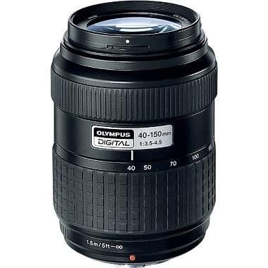40-150mm f3.5 - 4.5 Zuiko Digital Zoom Lens one year usa and international warra