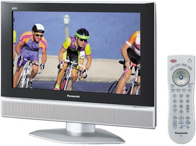 TC-23LX50 23` Widescreen LCD HDTV with Built-In Stereo Speakers