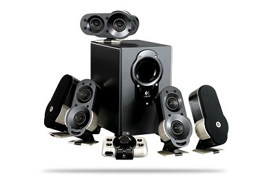 G51 Surround Sound Speaker System