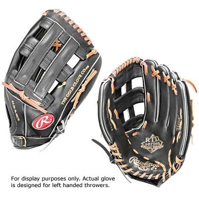 RTD Series 127 12.75` Baseball Glove - Left Hand Throw