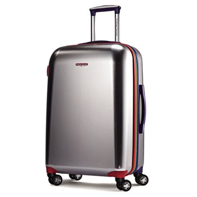 24` Premium Metallic Hardside Disco Spinner Luggage 68097-4812