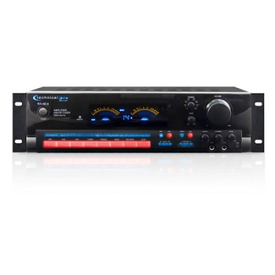 Digital Home Stereo Receiver RX-504