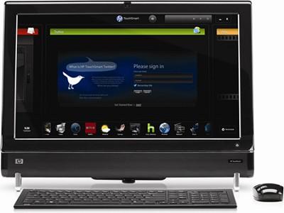 DT HP 600-1120 TouchSmart PC