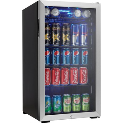 120 Beverage can Beverage Center - DBC120BLS