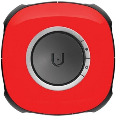 VUZE-1-RED 3D 360 VR Virtual Reality Camera - Red