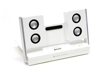 InMotion Portable Audio System For the iPod