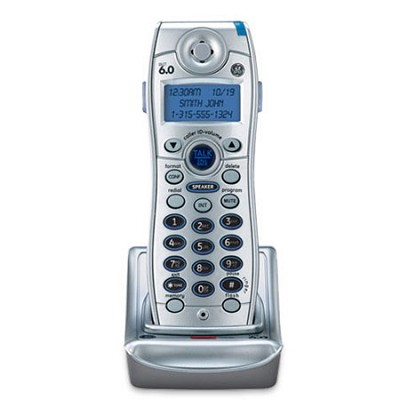 DECT 6.0 Expansion Handset with Caller ID works with the 28111 and 28112 Series
