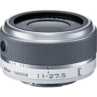 1 NIKKOR 11-27.5mm f/3.5 - 5.6 Lens (White) (3322) - Factory Refurbished