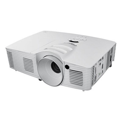 HD26, HD (1080p), 3200 ANSI Lumens 3D-Home Theater Projector - OPEN BOX