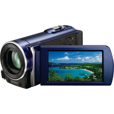 HDR-CX110 HD Handycam Camcorder (Blue)