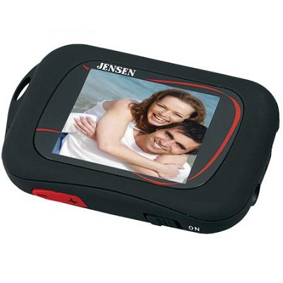 SMPV-1GBS 1 GB Digital Media Player with 1.8-Inch TFT Color Display (Black)