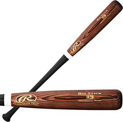 Pro Ash Wood Baseball Bat 34`