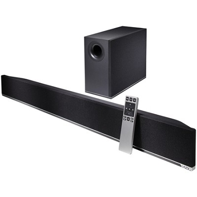 38` 2.1 Home Theater Sound Bar with Wireless Subwoofer (S3821W-C0)