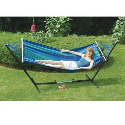 Double Hammock Stand Combo - 31190