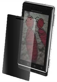 InvisibleSHIELD for Motorola Droid/Milestone Screen