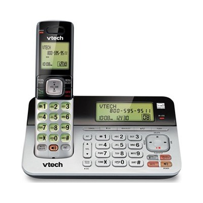 CS6859 DECT 6.0 Cordless Telephone Answering System with Caller ID/Call Waiting