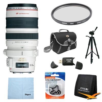 EF 28-300mm IS L USM Lens Exclusive Pro Kit