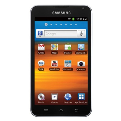 8 GB 5` Galaxy Player with 2.2 Android and HD Video