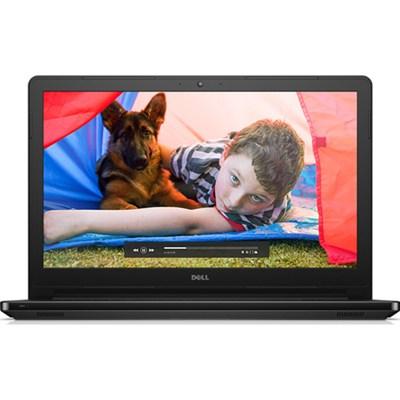 Inspiron 15 15.6` HD i5555-429BLK 1TB AMD A8-7410 Quad-Core Notebook PC
