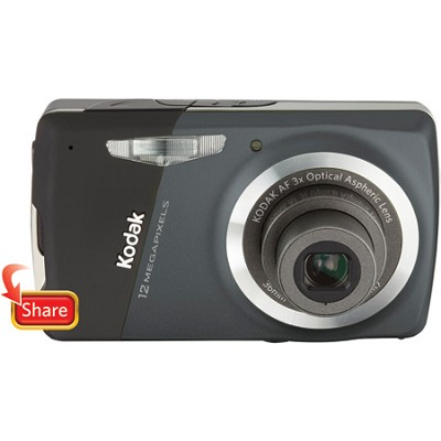 EasyShare M530 12 MP 2.7` LCD Digital Camera (Carbon)