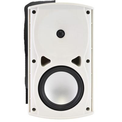 6.5` 120W Outdoor Patio Speaker in White - AP670WHT