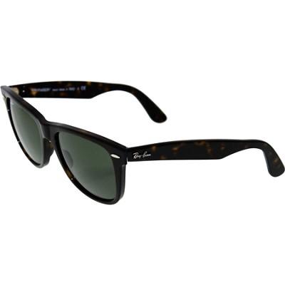 RB2140 -902 Black  - 54MM Original Wayfarer Sunglasses