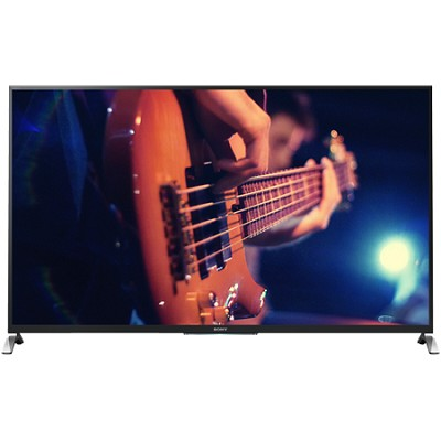 KDL65W950B - 65-Inch Ultimate Smart 3D LED HDTV Motionflow XR 480