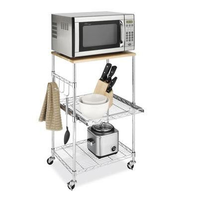 Supreme Microwave Cart - 6056-3536