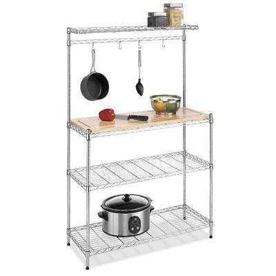 Microwave Bakers Rack - 6054-268
