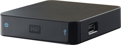 WD TV Mini  ( WDBAAL0000NBK-NESN )