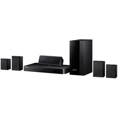 HT-J4100 - 5.1 Channel 1000-Watt Blu-Ray Home Theater System - OPEN BOX