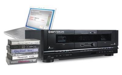Tape2PC USB Cassette Deck