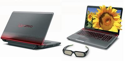 Qosmio X775-3DV78 17.3 Inch Red Horizon Notebook Intel Corei7-2630QM Processor