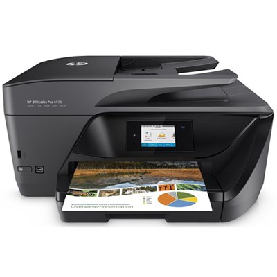 Officejet Pro 6978 Wireless All-in-One Photo Printer (OPEN BOX)