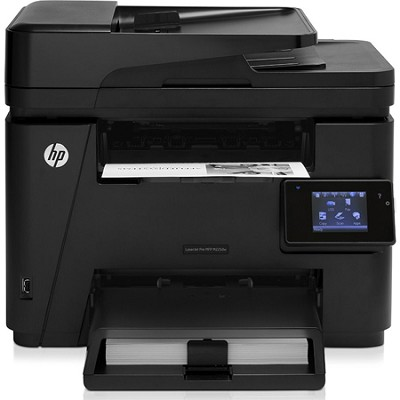 LaserJet Pro M225Dw Wireless Monochrome Printer with Scanner, Copier and Fax