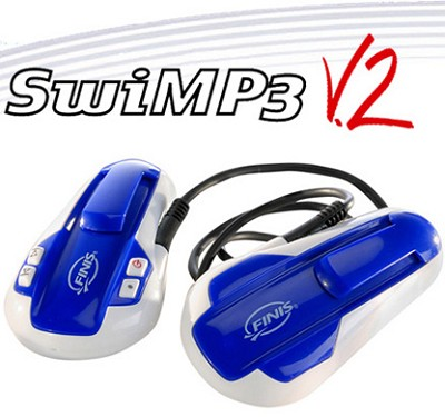 SwiMP3 v2 Underwater MP3 player