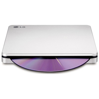 Supermulti Blade 8x Portable DVD Rewriter with M-DISC Support - AP70NS50